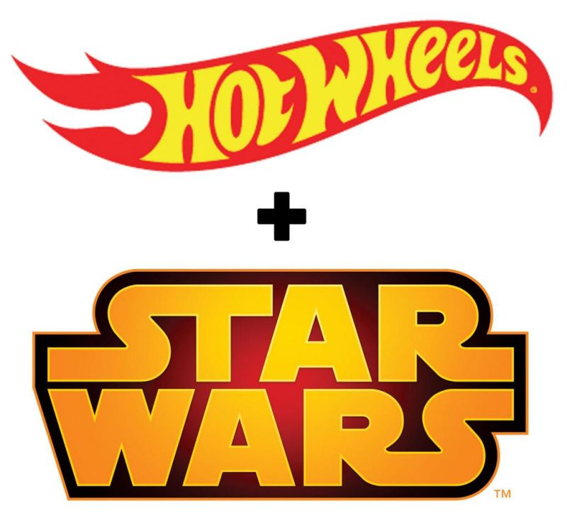 Hot Wheels and Star Wars