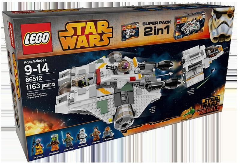 66512 Rebels Super Pack