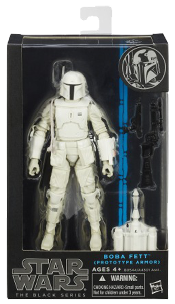 Black Series Prototype Boba Fett Boxed