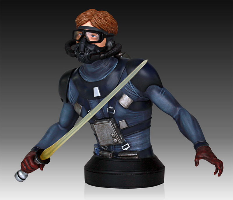Gentle Giant McQuarrie Luke bust
