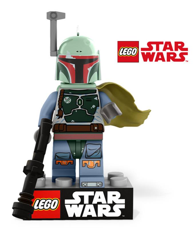 Hallmark Lego Boba Fett Keepsake Ornament