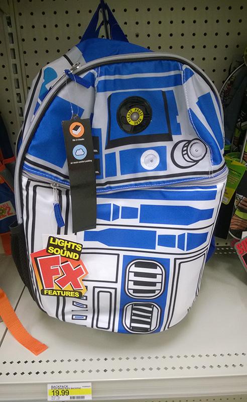 R2-D2 FX Backpck