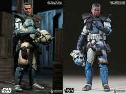 Sideshow Echo and Fives