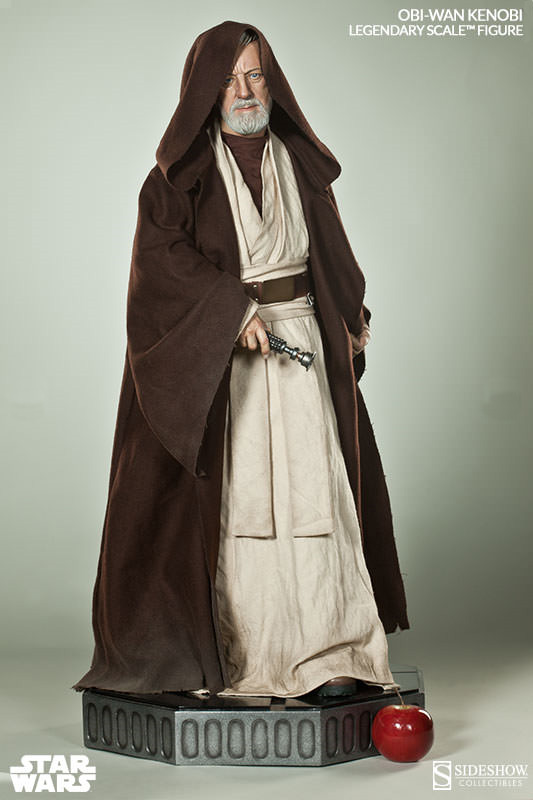 Sideshow Legendary Scale Obi-Wan Kenobi