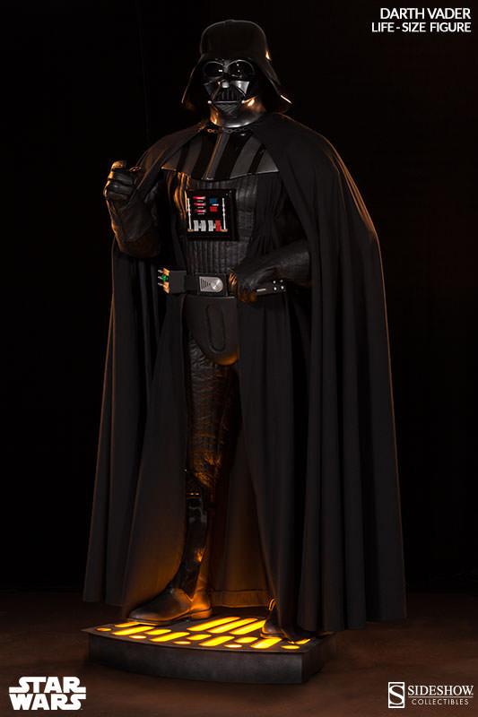Sideshow Life-Size Darth Vader