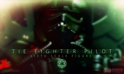 Sideshow TIE Fighter Pilot Teaser