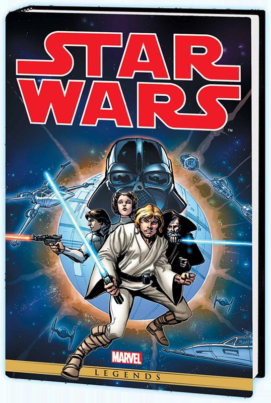 Star Wars the Original Marvel Years