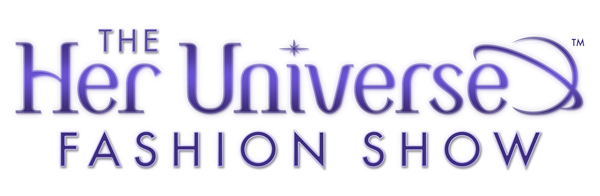 The Her Universe Fashion Show Logo