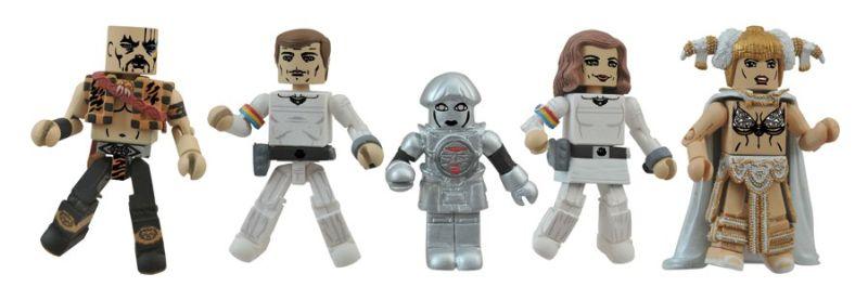 Buck Rogers Minimates