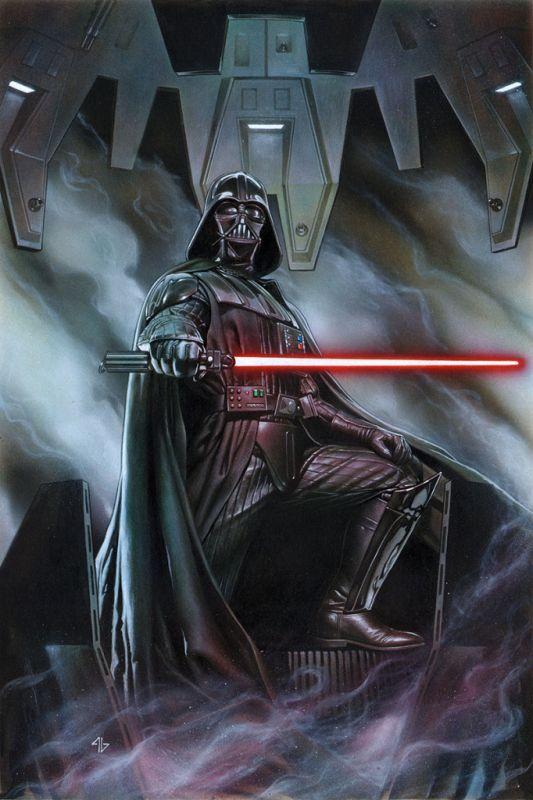 Marvel Star Wars: Darth Vader