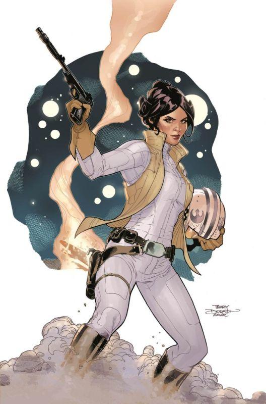 Marvel Star Wars: Princess Leia