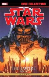 Marvel Star Wars The Empire Volume 1
