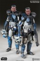 Sideshow Echo and Fives ARC Troopers