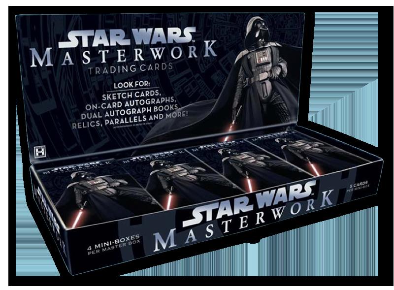 Topps Star Wars Masterwork
