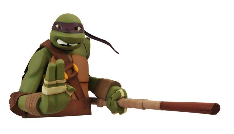 TMNT Donatello Bank