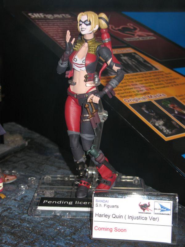 Bandai SH Figuarts Harley Quinn