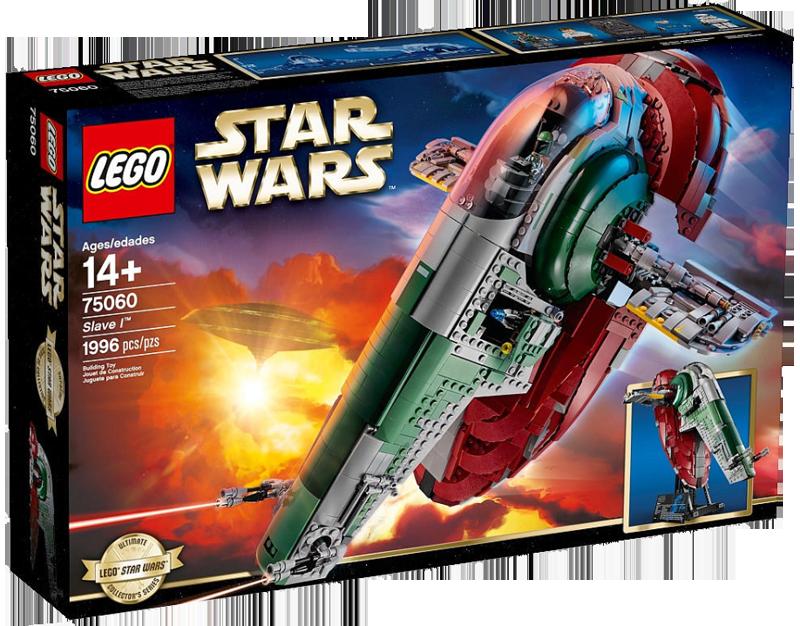 Lego 75060 UCS Slave I