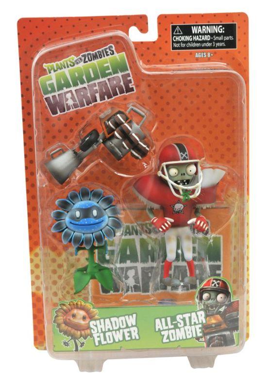 PvZ All Star Zombie Shadow Flower
