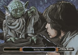 Topps Illustrated The Empire Strikes Back