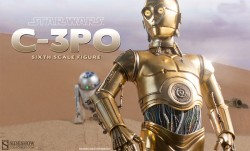 Sideshow C-3PO Preview