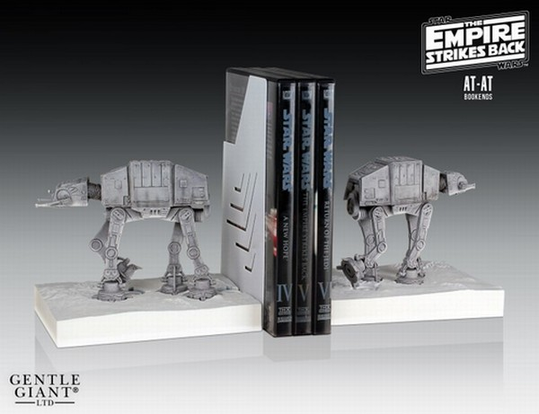 Gentle Giant AT-AT Bookends
