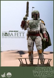 Hot Toys ROTJ QS Boba Fett