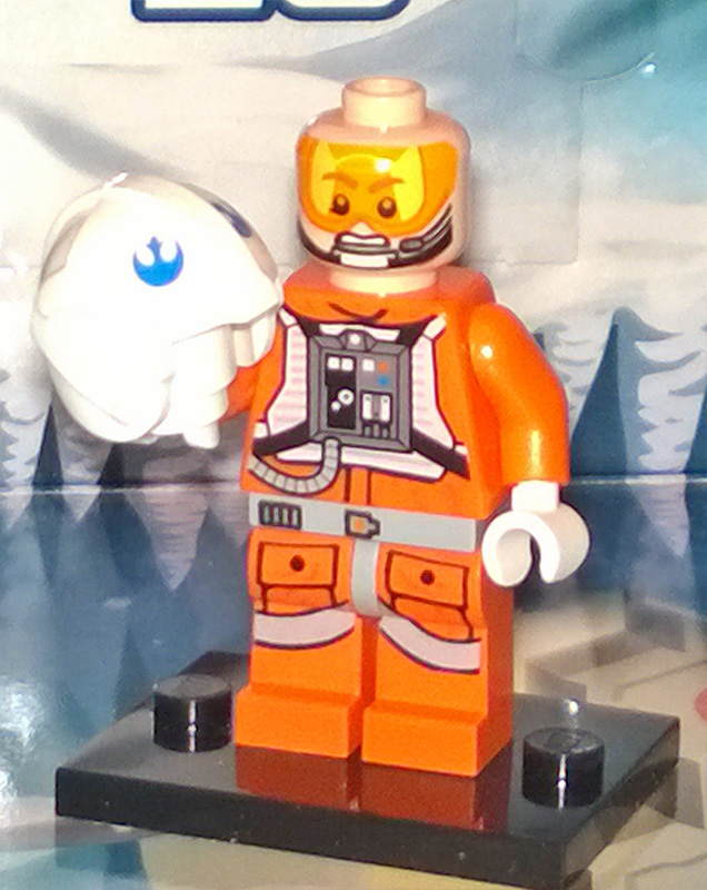Lego 75056 Star Wars Advent Calendar – Day 16b