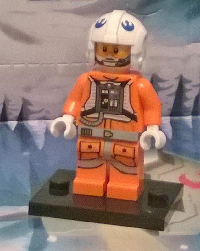 Lego 75056 Star Wars Advent Calendar – Day 16c