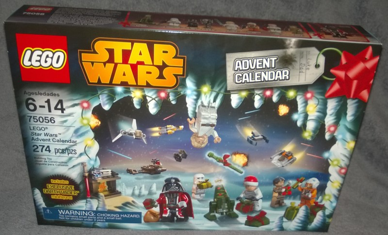 Lego Star Wars Advent Calendar #75056 – Imperial Holocron
