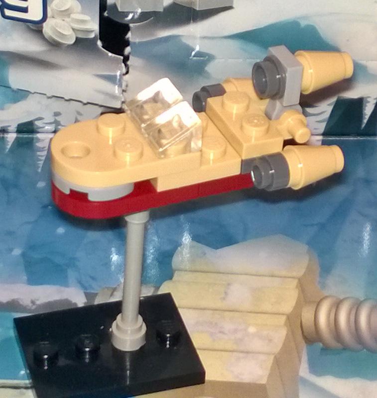 Lego 75056 Star Wars Advent Calendar - Day 12