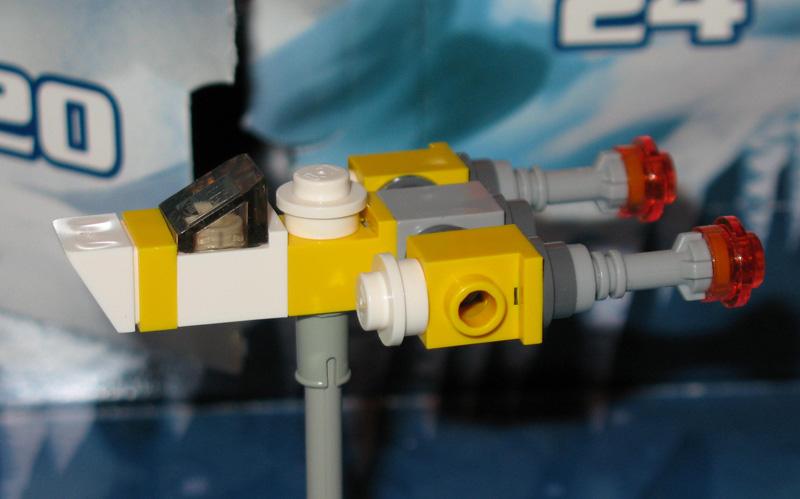 Lego 75056 Star Wars Advent Calendar - Day 21