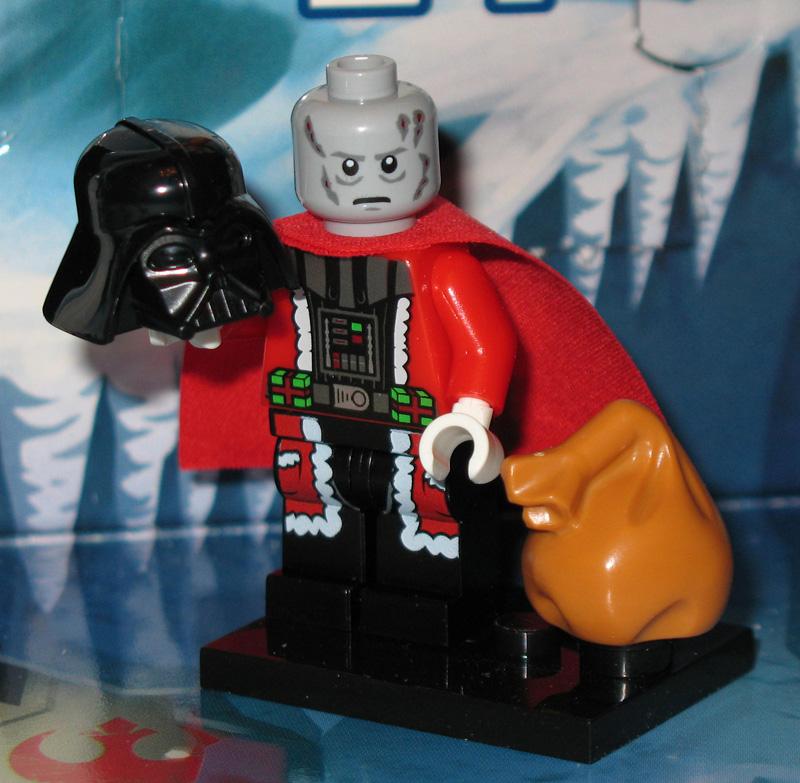 Lego 75056 Star Wars Advent Calendar - Day 24a