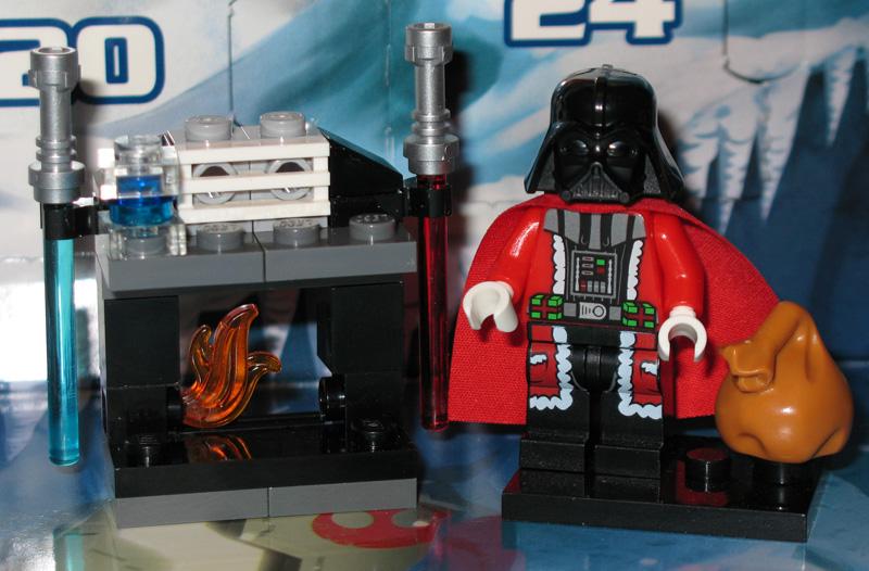 Lego 75056 Star Wars Advent Calendar - Day 24c