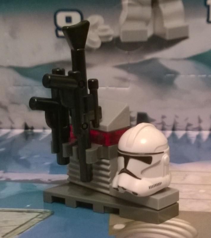 Lego 75056 Star Wars Advent Calendar - Day 5