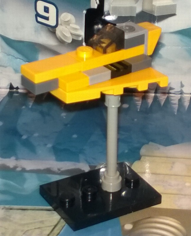 Lego 75056 Star Wars Advent Calendar - Day 9