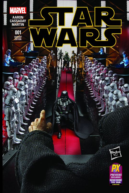 Marvel Hasbro Star Wars 1 Variant