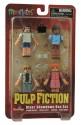 Pulp Fiction Diner Showdown Minimates Pkg