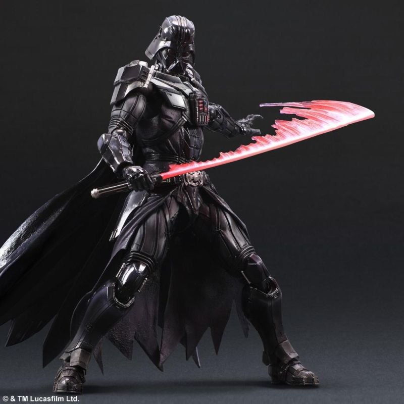 Square Enix Play Arts Kai Darth Vader