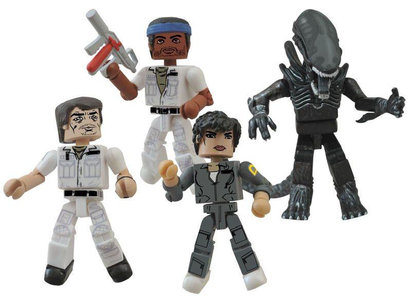 Alien 35th Minimates