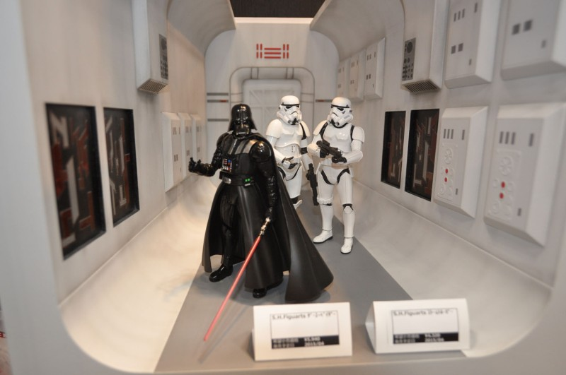 Bandai Tamashii Nations SH Figuarts Darth Vader Stormtrooper