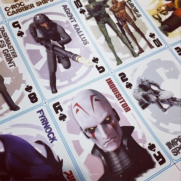 Cartamundi Rebels Playing Cards Teaser