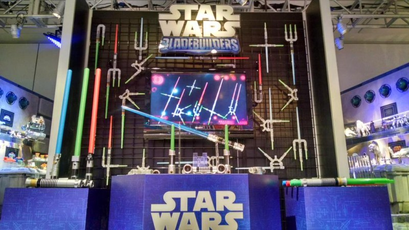 Hasbro Star Wars Bladebuilders