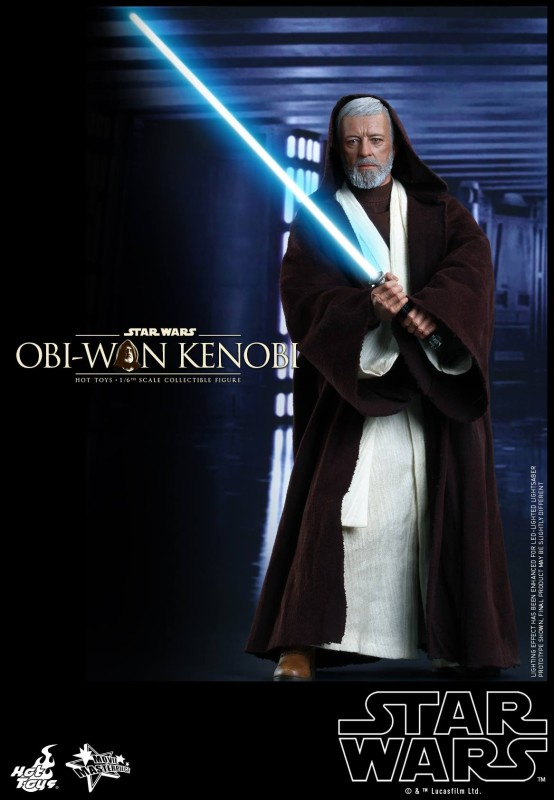 Hot Toys ANH Obi-Wan Kenobi
