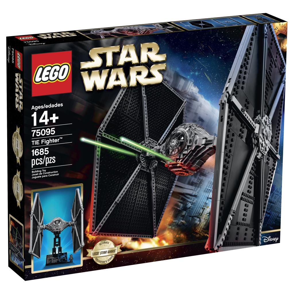 Lego 75095 UCS TIE FIghter Box