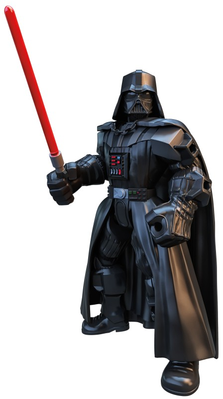 Star Wars Hero Mashers Darth Vader