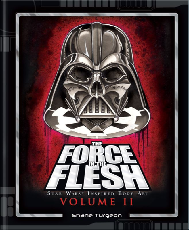 The Force in the Flesh Cover Artwork