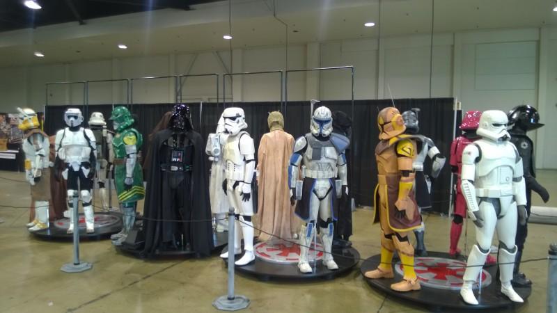 501st Legion and Mandalorian Mercs SWCA