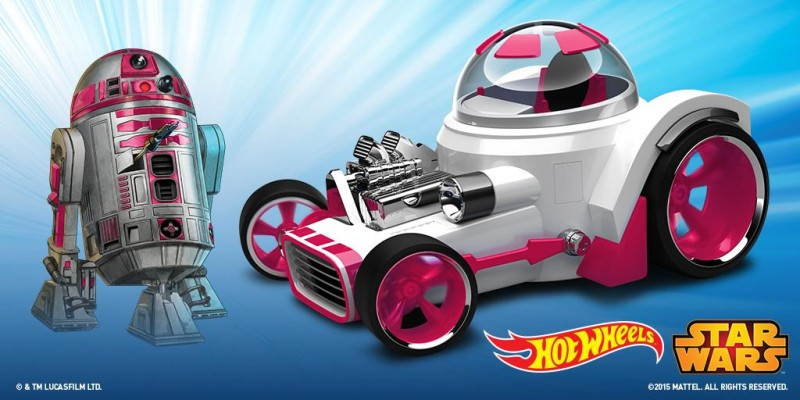 CVII Hot Wheels R2-KT