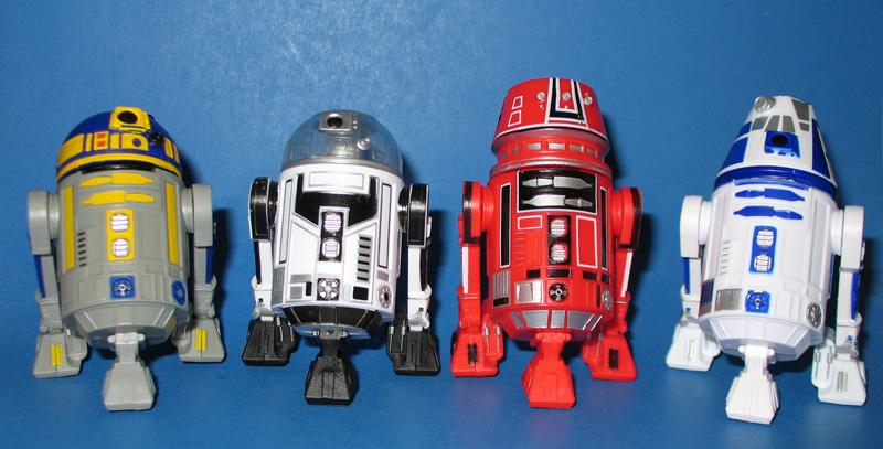 Disney Droid Factory Series 2