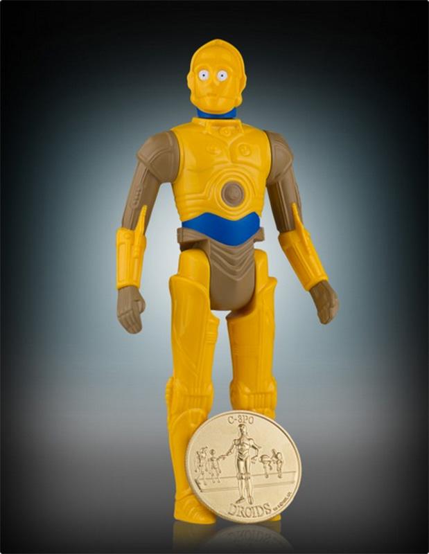 Gentle Giant SW Celebration Droids C-3PO Jumbo